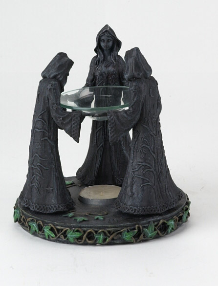 Magic Circle Oil Burner